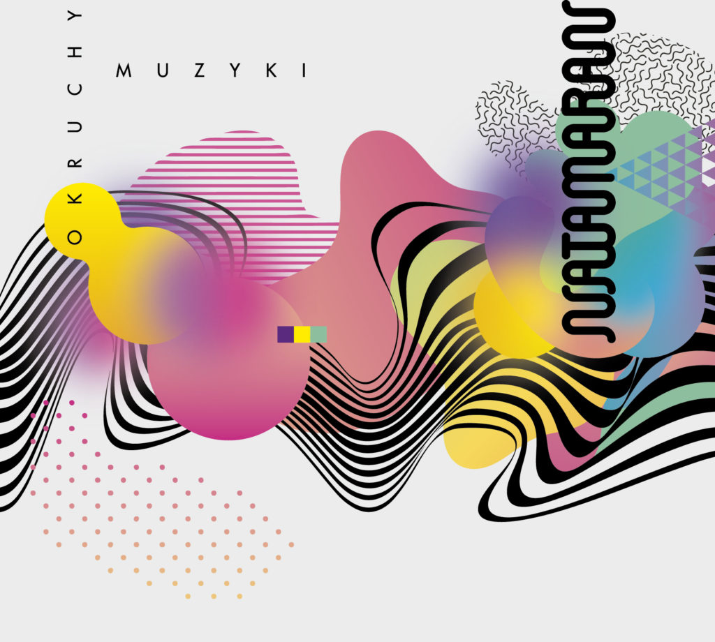 Natamaran - Okruchy Muzyki - płyta CD